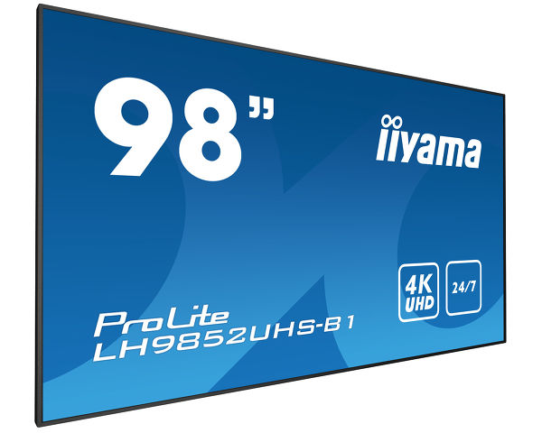 ÉCRAN IIYAMA PROLITE UHD 4K 98