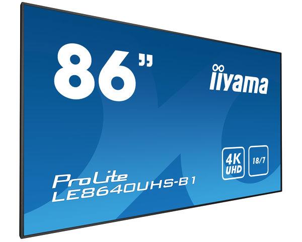 ÉCRAN IIYAMA PROLITE LE8640UHS-B1
