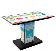 Table tactile android 2 positions 65 pouces