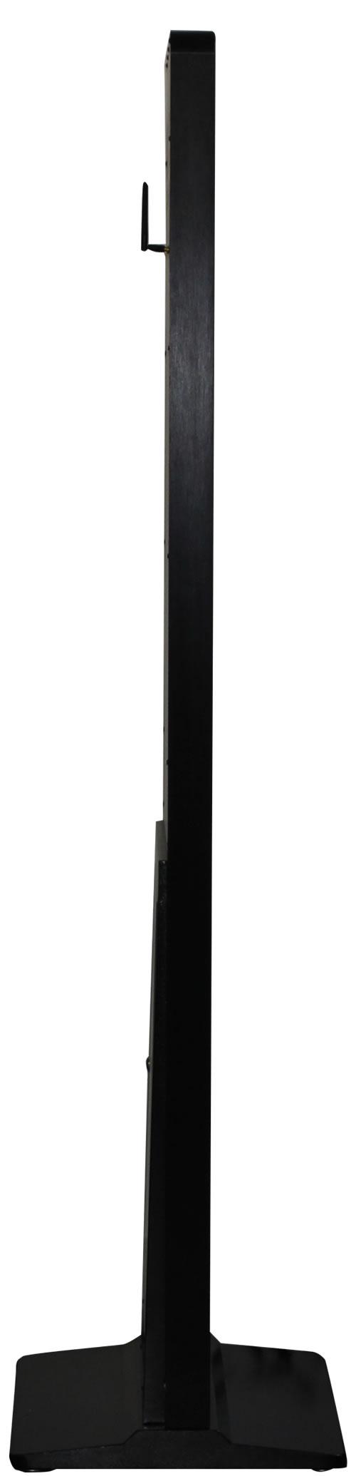 Totem 32 pouces tactile vertical sublimity petit prix for Borne tactile exterieur